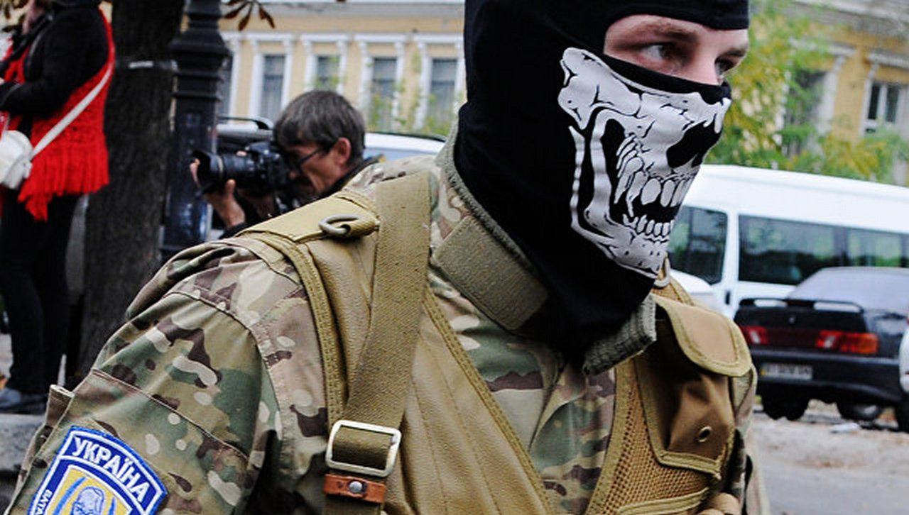 На Украине создан монстр, который назначит победителя выборов. Нюра Н. Берг