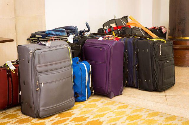 Сколько багажа разрешено провозить с собой в поезде?