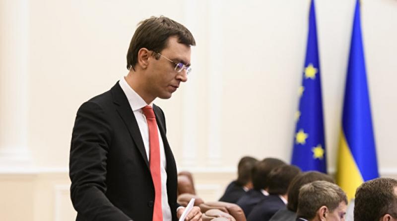 Омелян внес в Кабмин предложение о прекращении ж/д сообщения с Россией