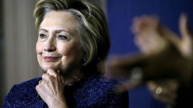 Хиллари Клинтон объявила о г…