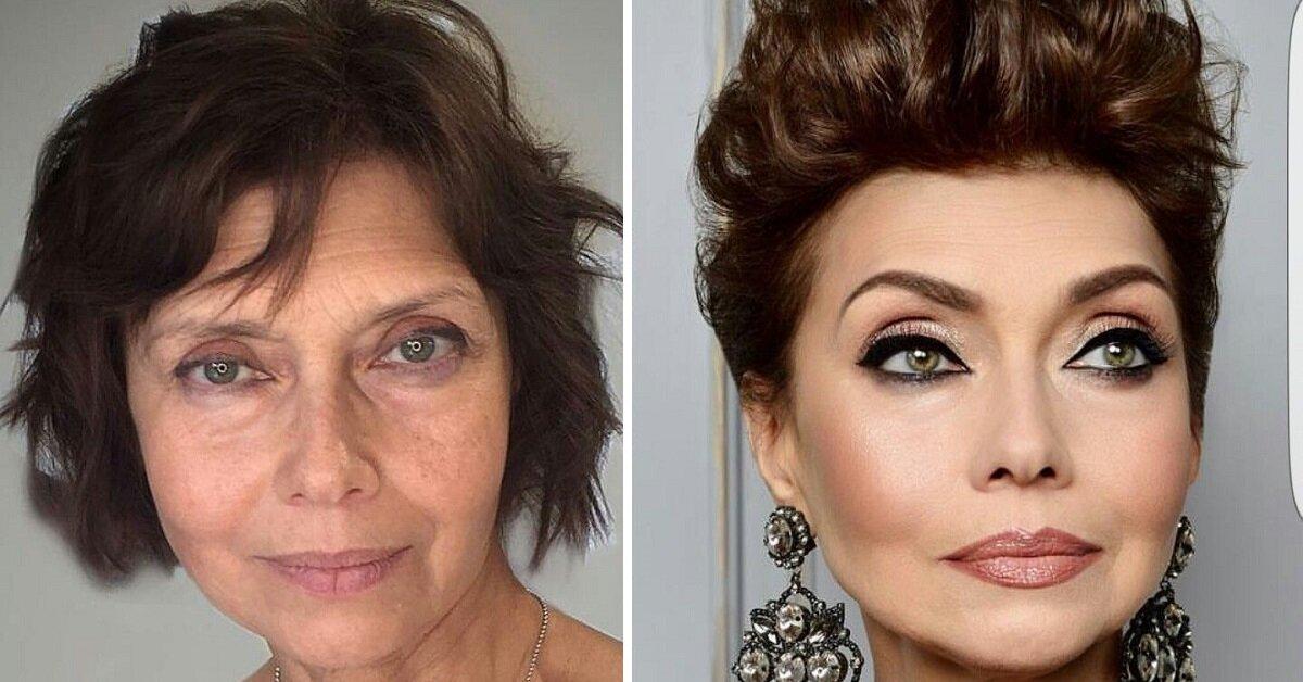 Как правильно красить брови женщинам в возрасте, чтобы не выглядеть странно