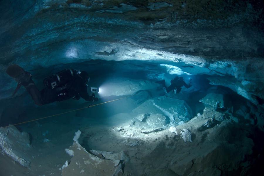 Ординская пещера 1 900x600 Подводная Ординская пещера