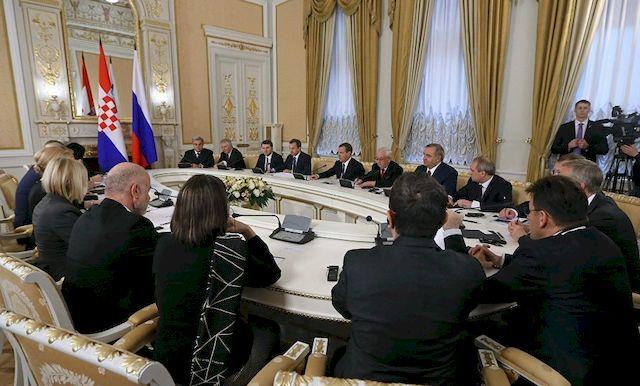 Хорватия пригласила РФ к участию в проектах инициативы Триморья