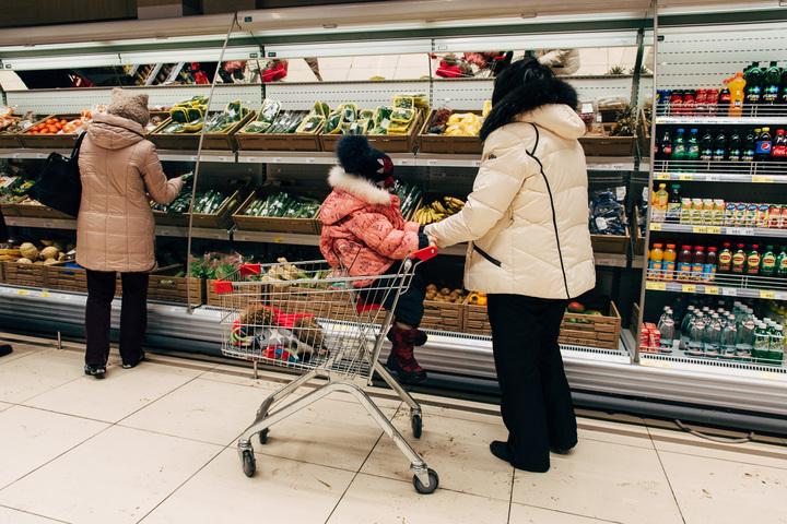 Правительство РФ подготовило закон о введении продовольственных карточек в России