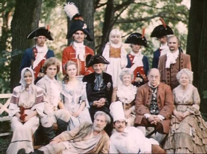 Кадр из фильма *Формула любви*, 1984 | Фото: tainyvselennoi.ru