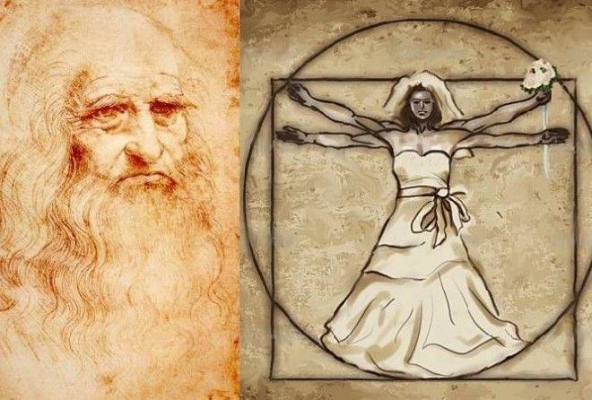 Идеальная свадьба от Леонардо да Винчи: Как он создавал великие торжества