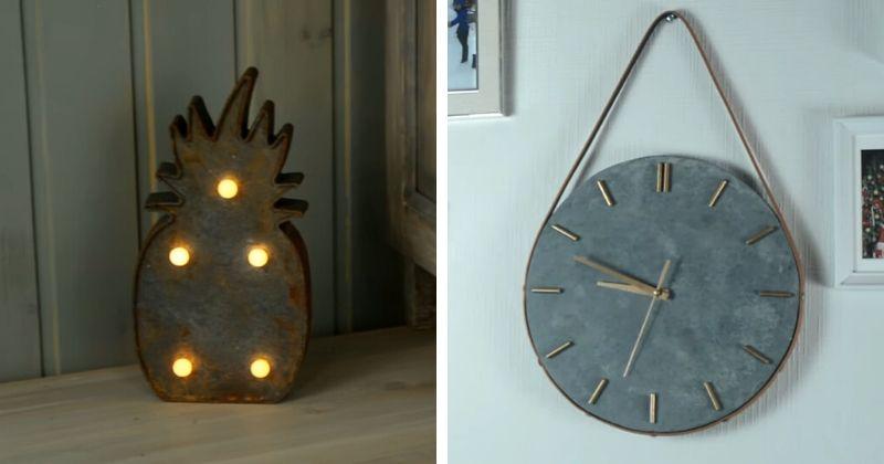 Лофт в интерьере: стильный декор с имитацией ржавчины и бетона
