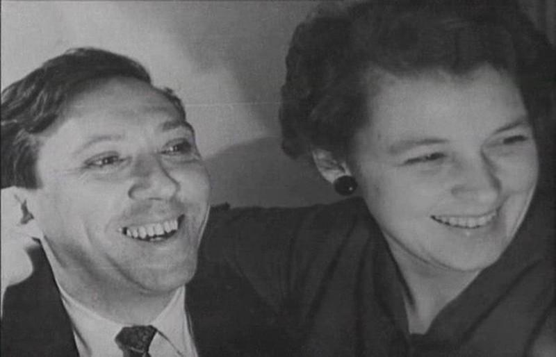 Юрий Никулин и Татьяна Покровская: концепция счастья Юрий Никулин, история