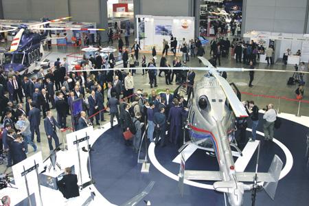 Большие перспективы HeliRussia 2017