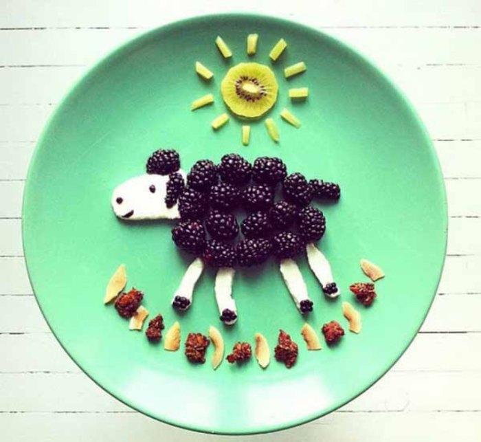 Ягодная овечка.