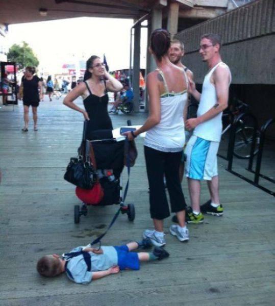 Родители любите своих детей вовремя