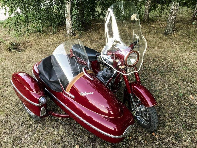 "Jawa 350 ""Старушка"": вишневая классика на все времена"