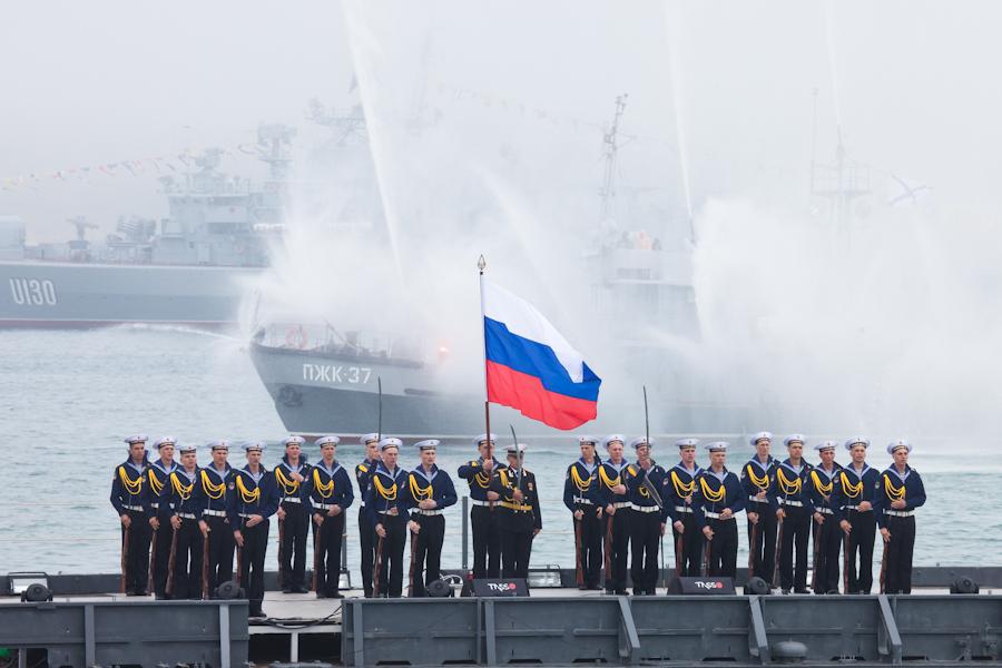 Черноморский флот до конца 2017 года пополнится фрегатами и субмаринами