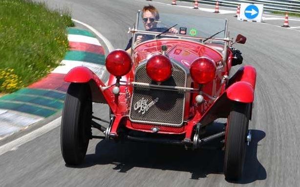 История Alfa Romeo в фотографиях