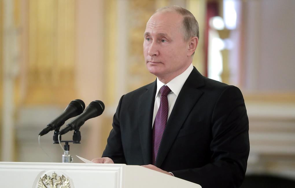 Прекрасные слова! Путин заявил о миролюбии России