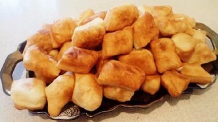 Очень вкусные баурсаки по-казахски