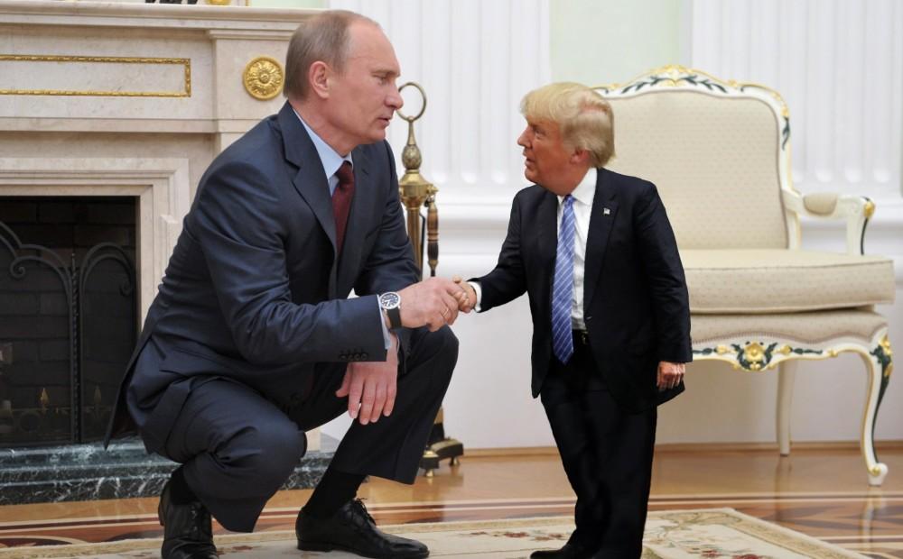 Путин о встрече с Трампом: не удалось расчистить все завалы, но сделан первый шаг
