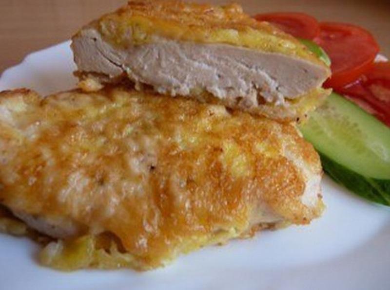 Самые вкусные блюда из куриного филе