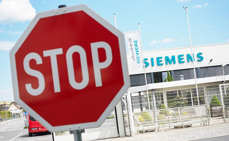 Siemens нагнетает высокое напряжение вокруг Крыма