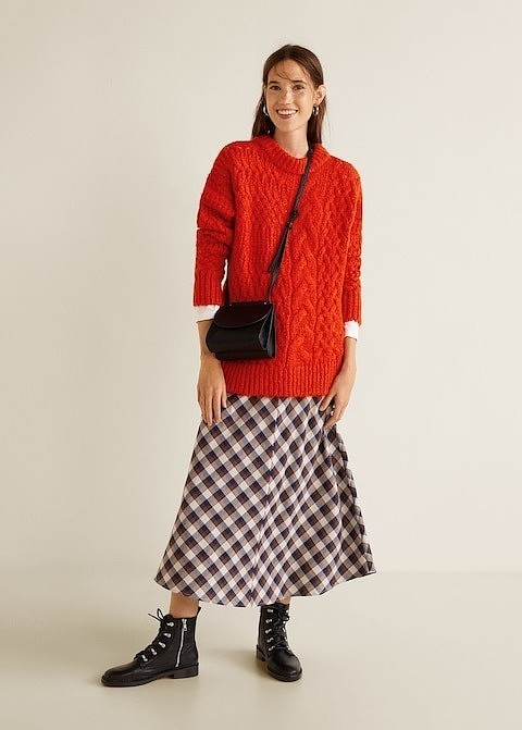 С чем носить свитер этой осенью и зимой: 14 вариантов