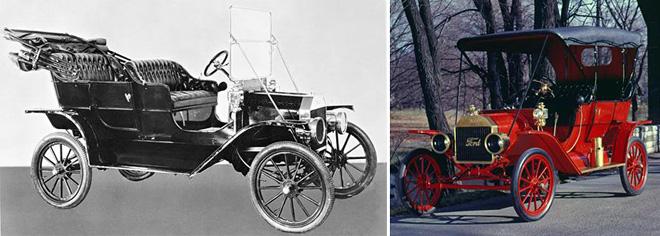 Самые знаменитые автомобили в истории