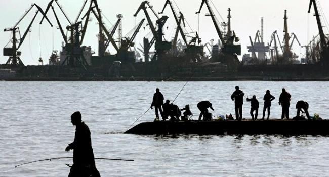 Эколог: водный мир Азовского…