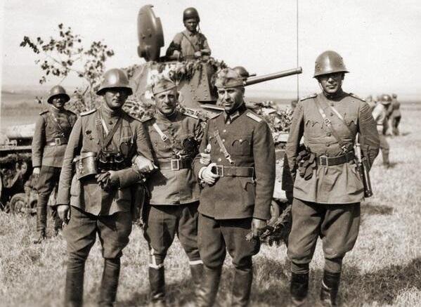 Как СССР воевал против Болгарии