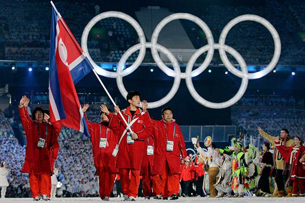 Северная Корея едет на Олимпиаду: у нее есть ядерная бомба и много претензий