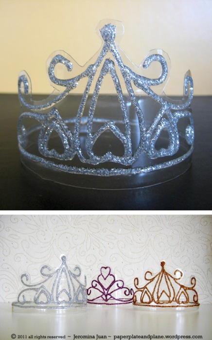 Корона для маленьких принцес…