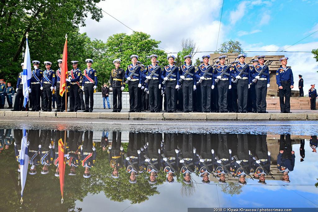 День Победы 2018 в Севастополе