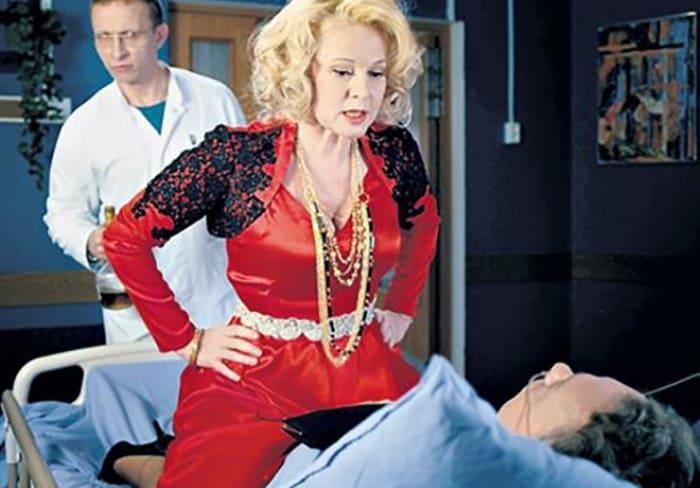 Елена Кондулайнен в сериале *Интерны*, 2012 | Фото: 24smi.org