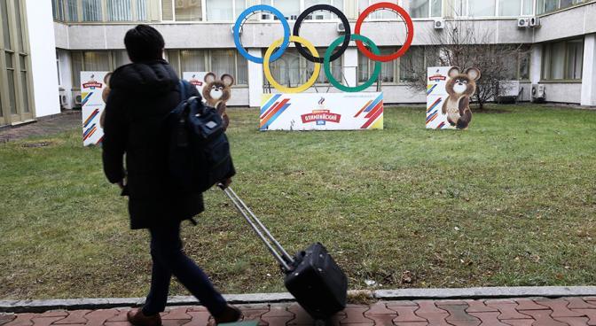 Про чужую Олимпиаду: Маленькому сыну о санкциях, большом спорте и коллективной ответственности