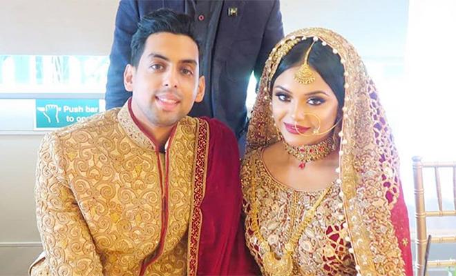 """Актриса """"Гарри Поттера"""" Афшан Азад вышла замуж за возлюбленного, из-за которого от нее отреклась семья и попал в тюрьму ее брат"""