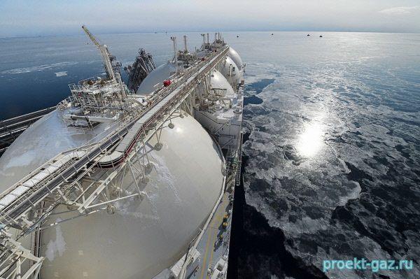 """""""Газпром"""" активно продвигает свой СПГ в Бахрейн"""