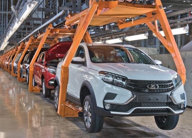 Продажи Lada XRAY Cross начнутся в ноябре