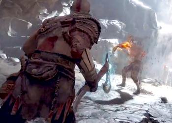 Опубликован новый геймплей God of War