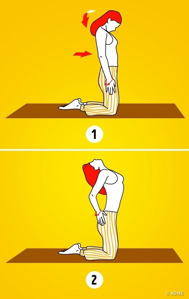 5 упражнений из Тибета, которые проработают Ваши мышцы за короткое время