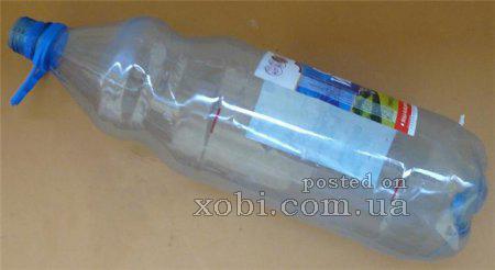 мастер-класс изготовления шкатулки из пластиковых бутылок