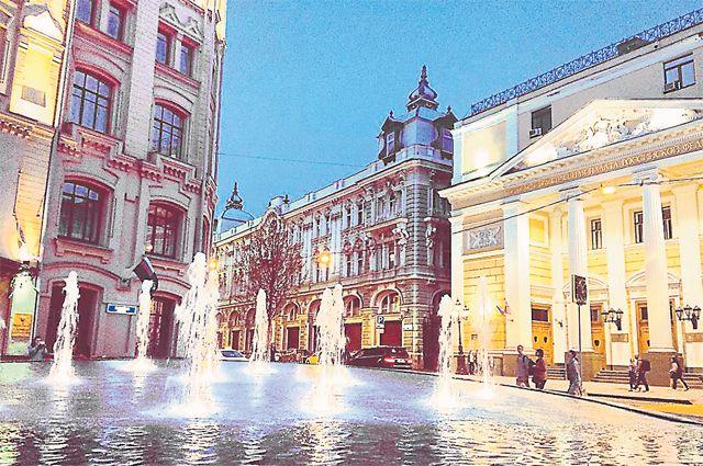 Хештег любви к городу. Москвичи отметили #мояулица в Инстаграм