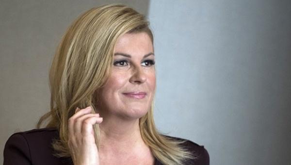 Президент Хорватии назвала албанцев «братьями пооружию»