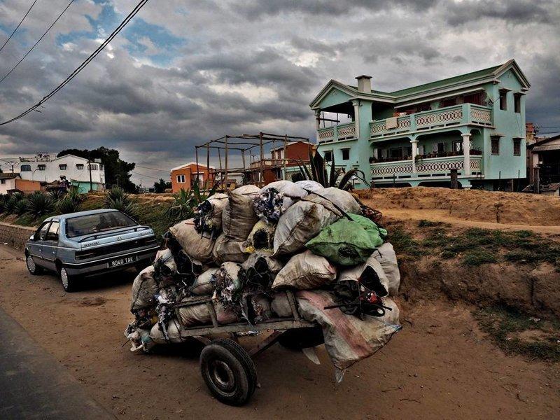 По улицам Антананариву — столицы одной из самых отсталых стран мира Антананариву, африка, беднейшие страны, города Мадагаскара, мадагаскар, путешествие, столица Мадагаскара, столицы
