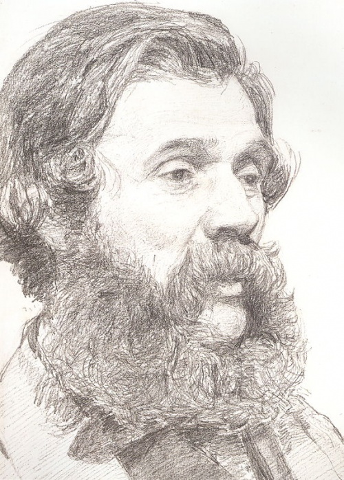 Альберт Джозеф Мур (Albert Joseph Moore) художник пре-рафаелит