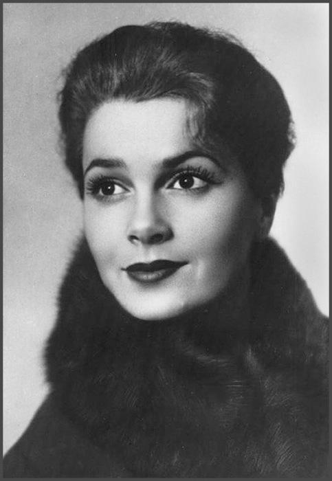 Пост обожания Элины Быстрицкой, самой красивой женщины прошлого века