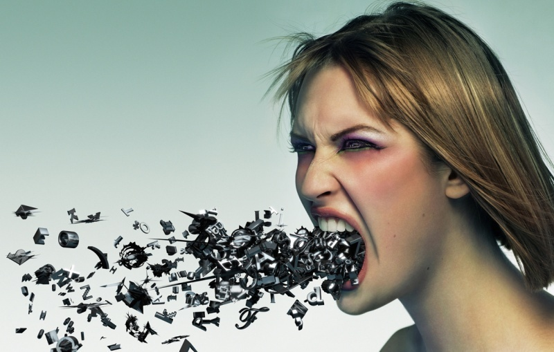 Слова, которые вызывают мутагенный эффект чудовищной силы