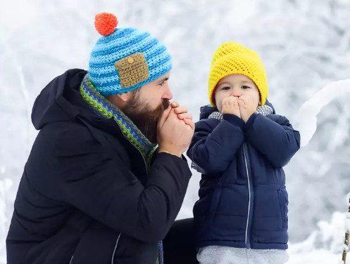 Как понять, что ваш ребенок сильно замерз на улице?