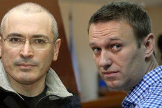 Ходорковский и Ко попались на отработке западной методички