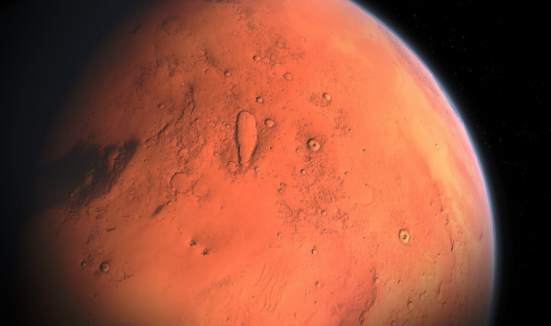 Полет на Марс сократит продолжительность жизни его участников на 2,5 года
