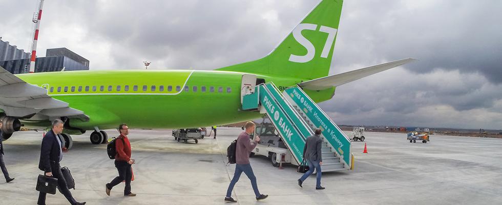 Авиакомпания S7 построит авиазавод по производству бизнес-джетов