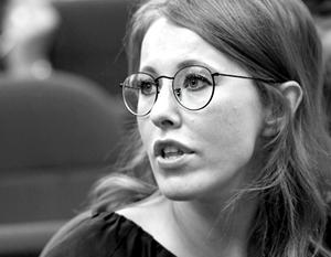 Собчак объяснила причины бессилия оппозиции