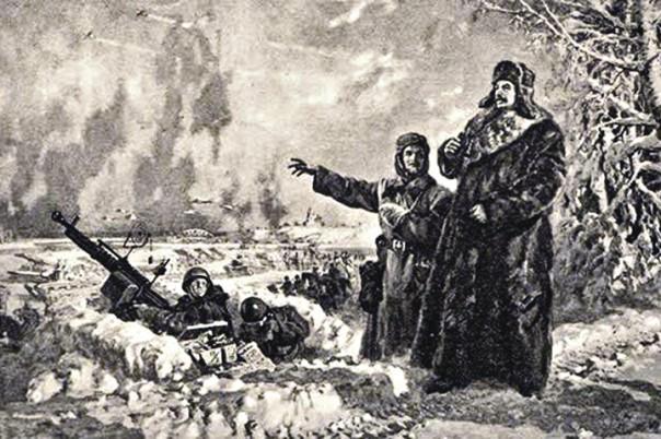 Немцы охотились за «Катюшей», а вышли на Верховного главнокомандующего